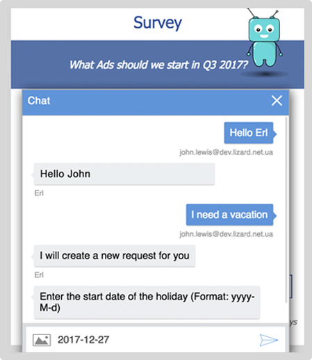 Intranet Chatbot | LS Intranet