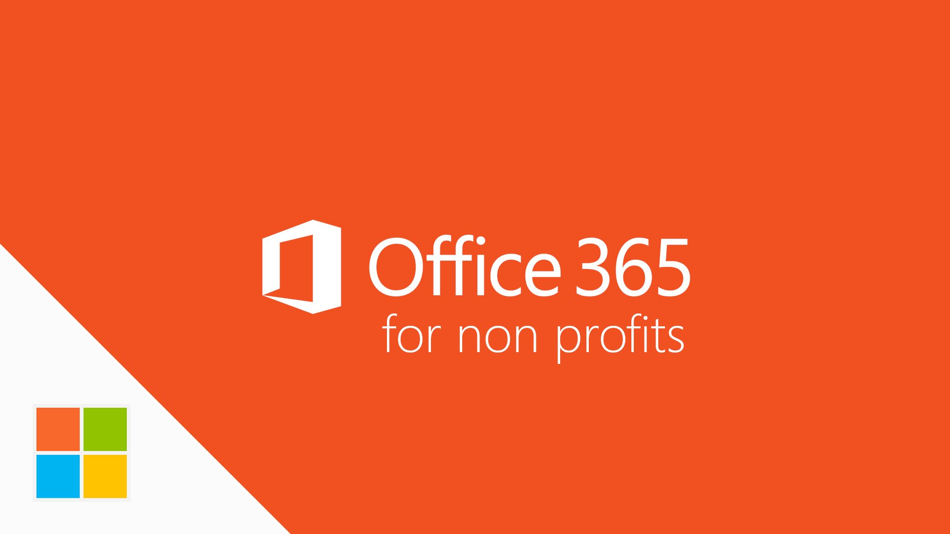 Microsoft Office 365 Nonprofit plans and pricing