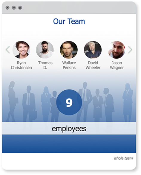 Intranet Feature for Employees | LS Intranet